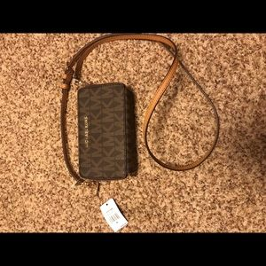 Michael Kors Jet Set Travel Mf Crossbody